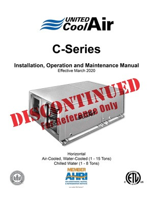 C-Series Installation Manual