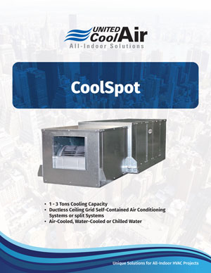 CoolSpot Brochure Cover