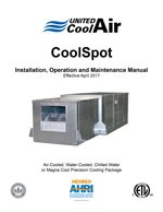 CoolSpot IOM Cover