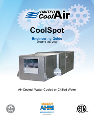 CoolSpot Engineering Guide Cover
