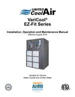 VariCool EZ-Fit Installation Manual