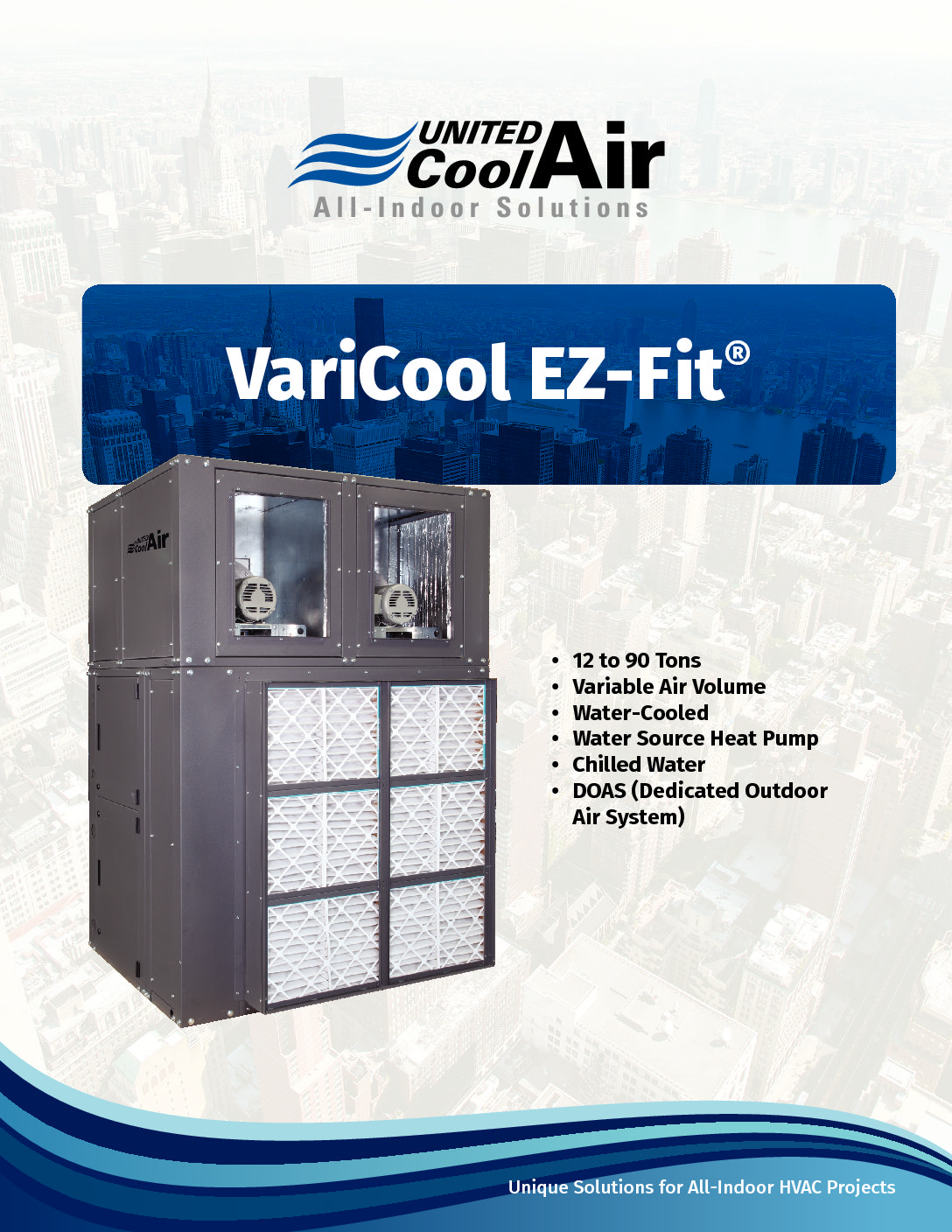 VariCool EZ-Fit Brochure