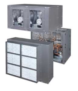 EZ-Fit modular floor-by-floor unit