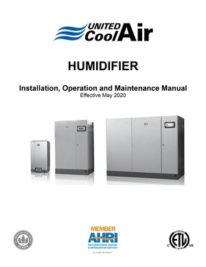 Humidifier Brochure Cover