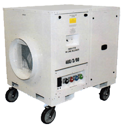 Therm~Air portable unit produced by United CoolAir