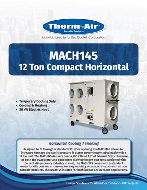 12 Ton Compact Horizontal