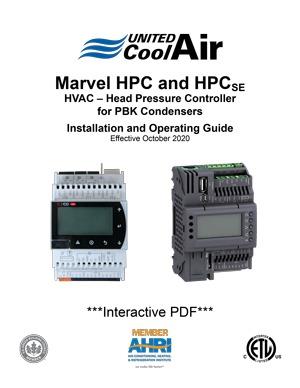 Marvel HPC Brochure Cover