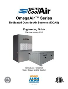 OmegaAir Engineering Guide Cover