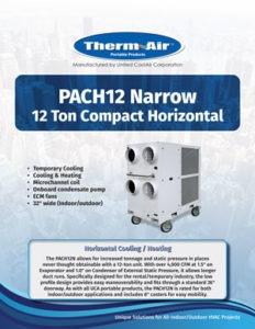 Therm~Air PACH 12 Narrow