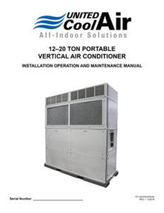 PCVA12-20-IOM Cover
