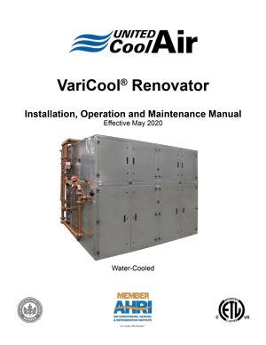 VariCool Renovator Installation Manual