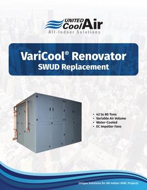 VariCool Renovator Brochure