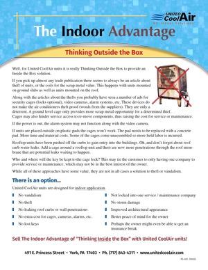 Indoor Advantage