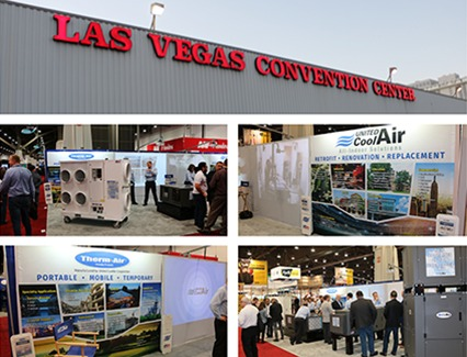 AHR EXPO 2017 Collage