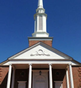 Picture of Trenholm Church