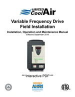 VFD Field Installation Manual
