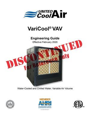 VariCool VAV Engineering Guide