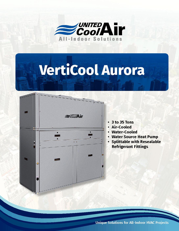 VertiCool Aurora Brochure