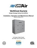VertiCool Aurora Installation Manual