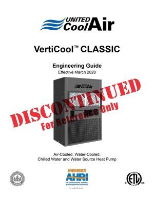 VertiCool Classic Engineering Guide