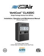 VertiCool Classic Installation Manual