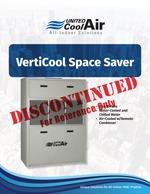 VertiCool Space Saver Brochure